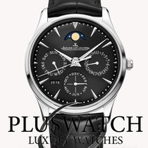 Jaeger-LeCoultre Master Ultra Thin Perpetual Calendar Black...