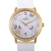 Omega De Ville Prestige Womens Automatic Watch 424.57.37.20.55...