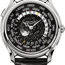 Patek Philippe World Time Moon Phase 175th Anniversary -...