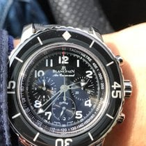 Blancpain Fifty Fathoms Air Command Flyback Chronograph