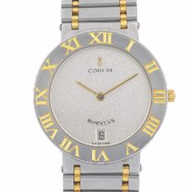 Corum 4380321/V048 Romulus in Steel and Yellow Gold - on Steel...