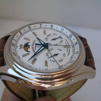 Armand Nicolet M02 Triple Date Moon Phases NEW BOX & PAPERS