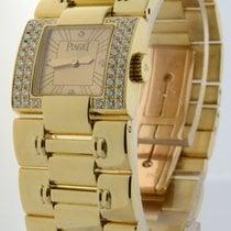 Piaget Dancer 18k Yellow Gold & Diamond Womens Quartz...