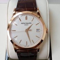 百達翡麗 (Patek Philippe) 5296R Men Calatrava 18K Rose Gold ...