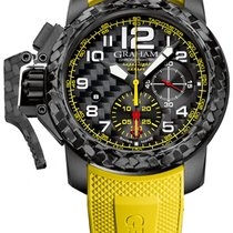 Graham CHRONOFIGHTER OVERSIZE SUPERLIGHT CARBON - 100 % NEW