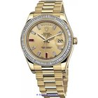 Rolex President Day-Date II Men's 218398 Pre-Owned