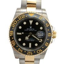 Rolex 116713 GMT-Master II Serial M Men's Watch Two Tone