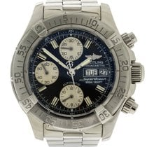 Breitling Superocean Chronograph Stainless Steel  A13340
