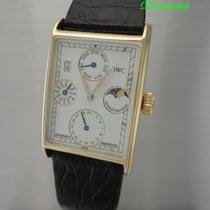 IWC Novecento Ewiger Kalender -Gold 18k/ 750