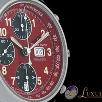 Maurice Lacroix Croneo Date Day Automatik | Rotes Zifferblatt...