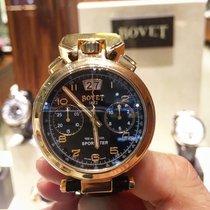 Bovet Sportster Chronograph Fleur Gelbgold von 2005