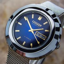 Citizen Vintage Automatic Day Date Dress Watch Circa 1970s...