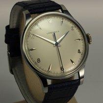 Longines große Vintage Uhr von 1956, Kal. 12.68,  Archivauszug
