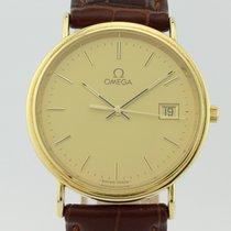 Omega Vintage Quartz Gold