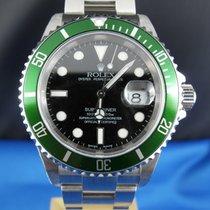 勞力士 (Rolex) Submariner Date Green Bezel Fat 4 Nos,New