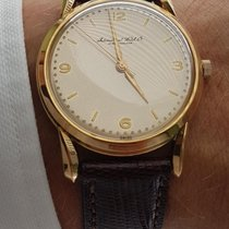 IWC 18K Solid Gold cal. 89 big size with box