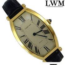 Cartier Tonneau Curved 89590016 yellow gold 18KT 1990's