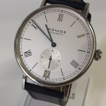 Nomos LUDWIG - Datum - Glasboden - German full set