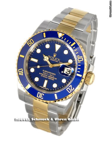 Rolex Submariner Date Ref.116613 LB (ungetragen)