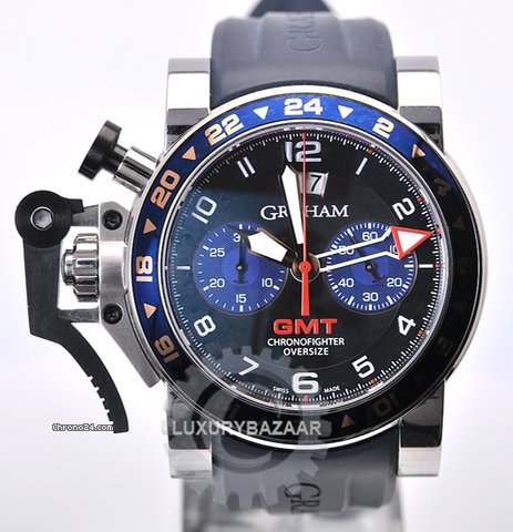 Graham Oversize GMT
