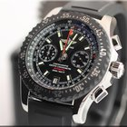 Breitling Skyracer Raven 43mm Chronograph Automatic Mens Watch