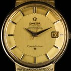 Omega 18k Yellow Gold Vintage Constellation Gents Watch 7190