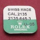 Rolex 2135-645-3 Feder für die Datumstern: 0,115mm