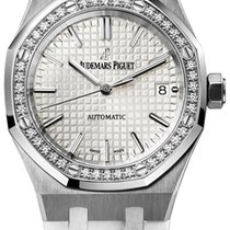 Audemars Piguet [NEW] Royal Oak Ladies Self Winding 37 mm...