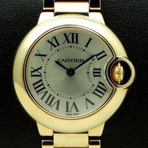 Cartier Ballon Blue Lady, 18 kt rose gold, 28 mm