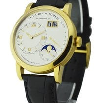A. Lange & Söhne Lange 1 Moonphase in Yellow Gold