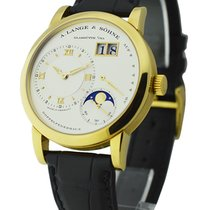 A. Lange & Söhne 109.021 Lange 1 Moonphase in Yellow Gold...