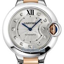 Cartier Ballon Bleu 33mm we902061