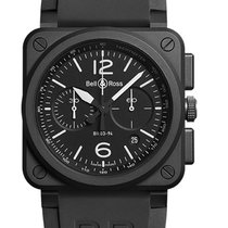 Bell & Ross BR03-94 Black Matte Ceramic
