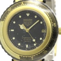 TAG Heuer Rare Mint Condition Tag Heuer Executive Professional...
