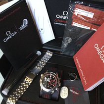 Omega Seamaster Diver 300M ETZN Limited Edition