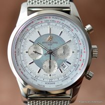 Breitling UNITIME TRANSOCEAN WORLD TIME AB0510 Retail $11,575...