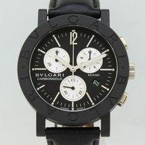 Bulgari Carbonogold Chronograph Miami Limited Edition 340-999
