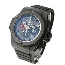 Hublot 710.CI.0110.RX.AGI10 King Power Alinghi - Black Ceramic...
