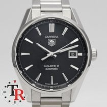 TAG Heuer Carrera Calibre 5, Like new box+papers