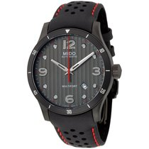 Mido Multifort Black Dial Automatic Men's Watch M025407360...