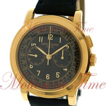 "Patek Philippe Chronograph ""Discontinued Model"", Black..."