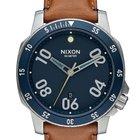 Nixon A508-2186 Ranger Leather Navy Saddle 44mm 10ATM