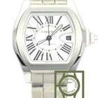 Cartier Roadster S GM steel W6206017 NEW