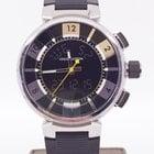 Louis Vuitton Tambour Black Chronograph
