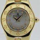 Baume & Mercier Linea 18k Gelbgold