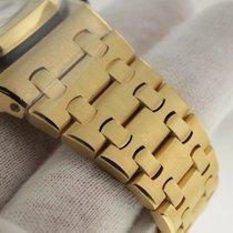 Audemars Piguet 18k Gold Royal Oak Offshore on Bracelet.