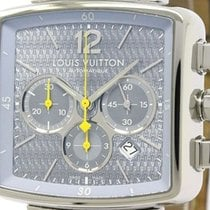 Louis Vuitton Speedy Chronograph Steel Automatic Watch Q2121...