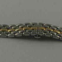 Maurice Lacroix Herren Stahl/gold Armband 18mm Für Lc Automatik