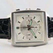 TAG Heuer Monaco Chronograph Steel