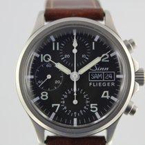 Sinn Flieger 356 Chronograph Box, 1A Zustand